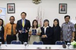 Penandatanganan MOU tripartit antara STIKS Tarakanita dan Adelaide Institute of Business and Technology